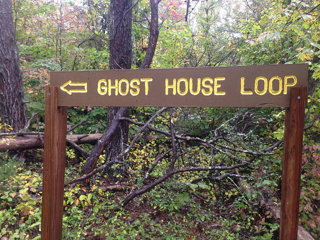 Ghost House Loop Trail