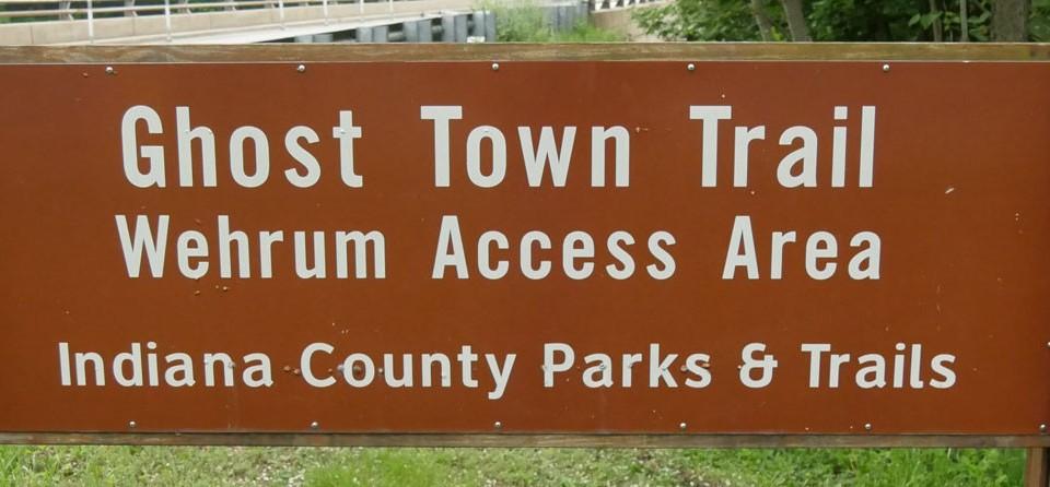 Wehrum Ghost Town Trail