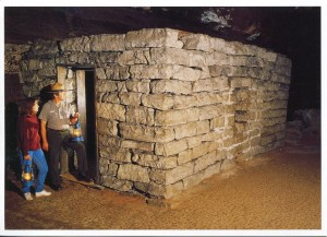 Tuberculosis Hut in Mammoth Cave