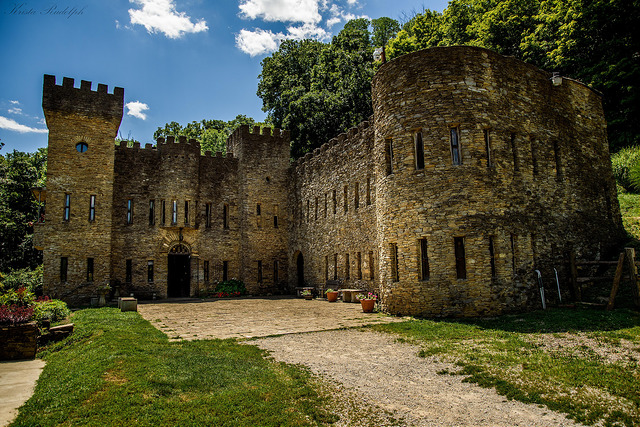 Haunted Castle in Ohio