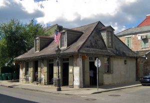 (images:teemu08/flickr) Lafitte's Blacksmith Shop