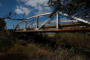 (images:pandjt/flickr) Bridge over Dead Woman Creek