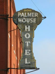 Never Ending Party at the Palmer Hotel