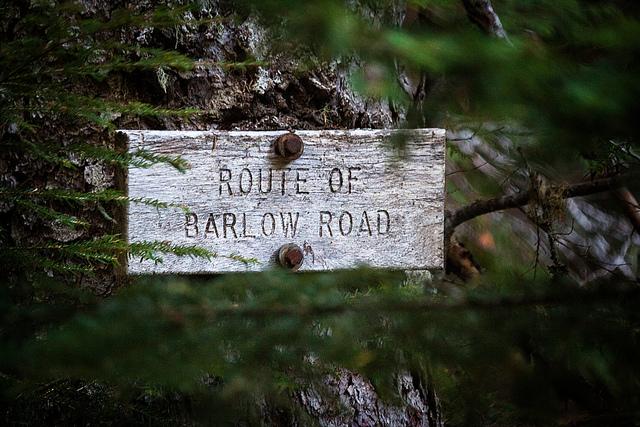 Barlow Road ghost