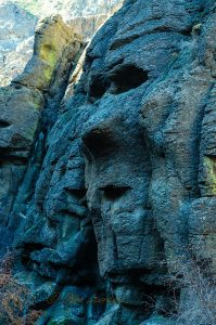 (images:lawde13/flickr) Owyhee Rock Face