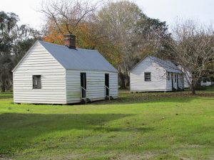(images:jwajennalex/flickr) Magnolia Plantation Slave Quarters