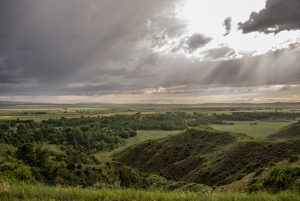 (images:kkanouse/flickr) Little Bighorn National Battlefield