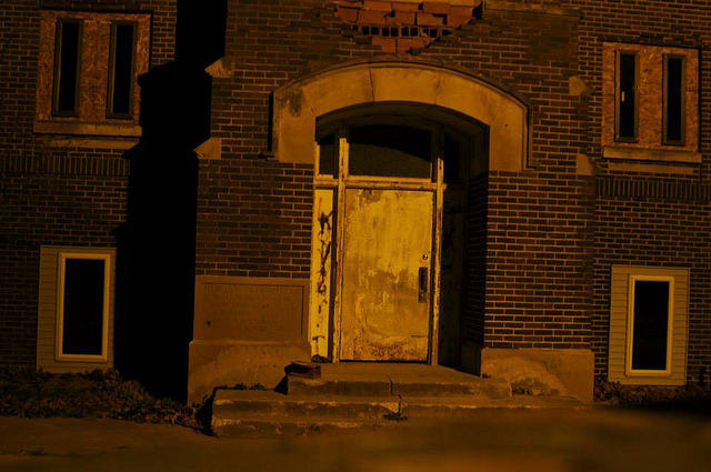 Ashmore Estates ghost
