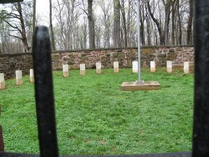 (images:126604354@N02/flickr) Ball's Bluff Cemetery