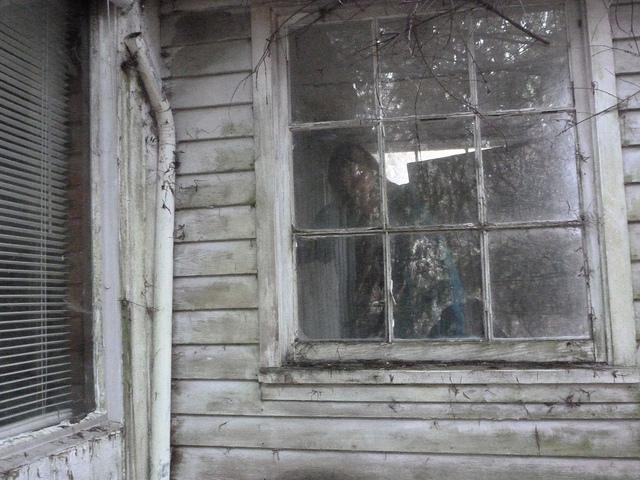 Fayetteville ghost