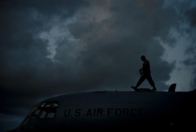 Keesler Air Force Base ghost