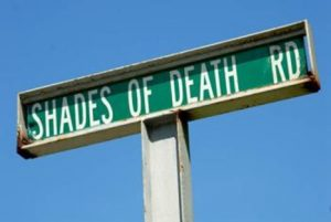 Shades of Death Road