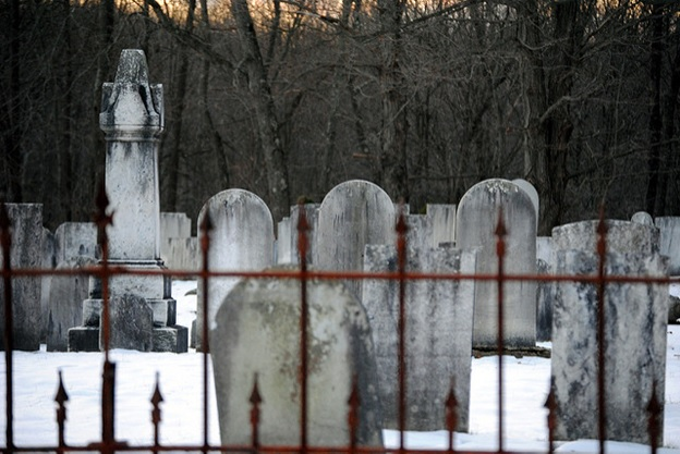 Curious Cemeteries of Connecticut