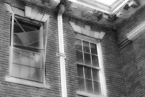 Apparitions at the Abandoned Norfolk