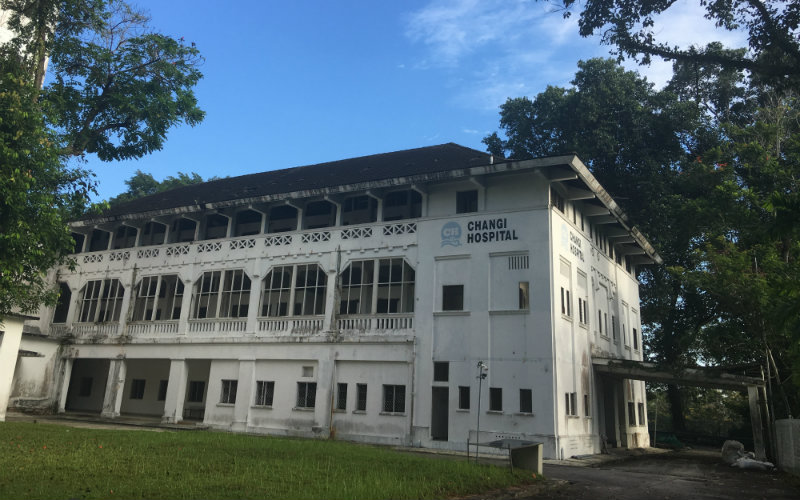 The Old Changi Hospital