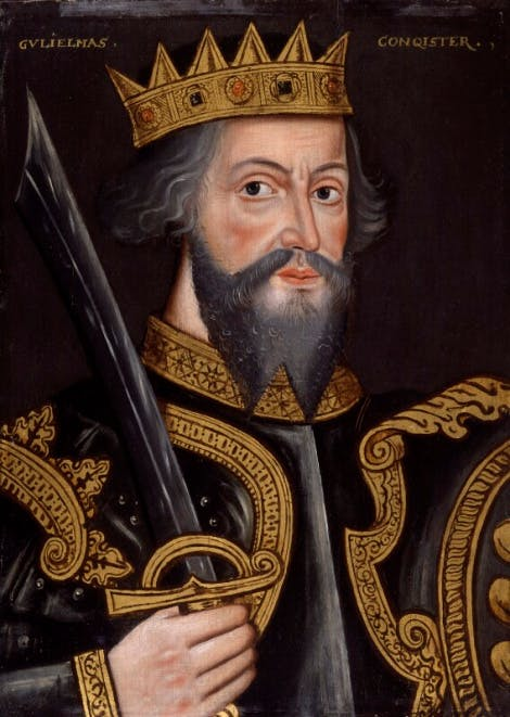 William The Conqueror built the Tower of London