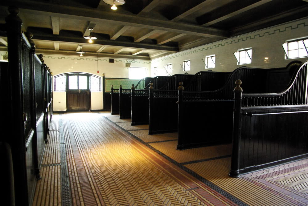 The stables of Casa Loma