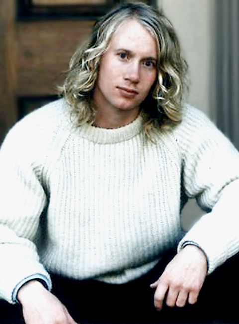 An undated photo of Martin Bryant - the man behind the massacre at Port Arthur