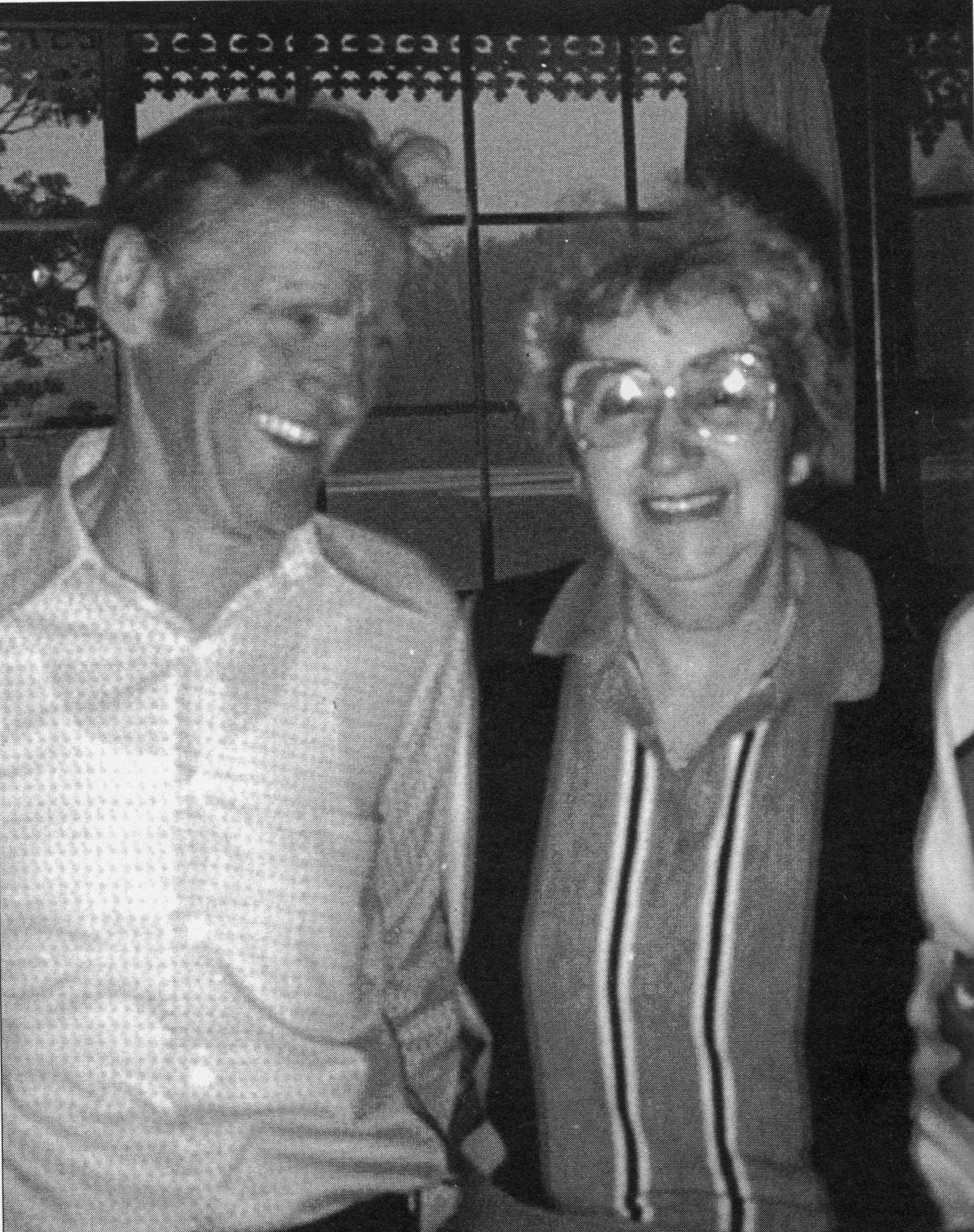 David and Noeline Martin in an undated photo