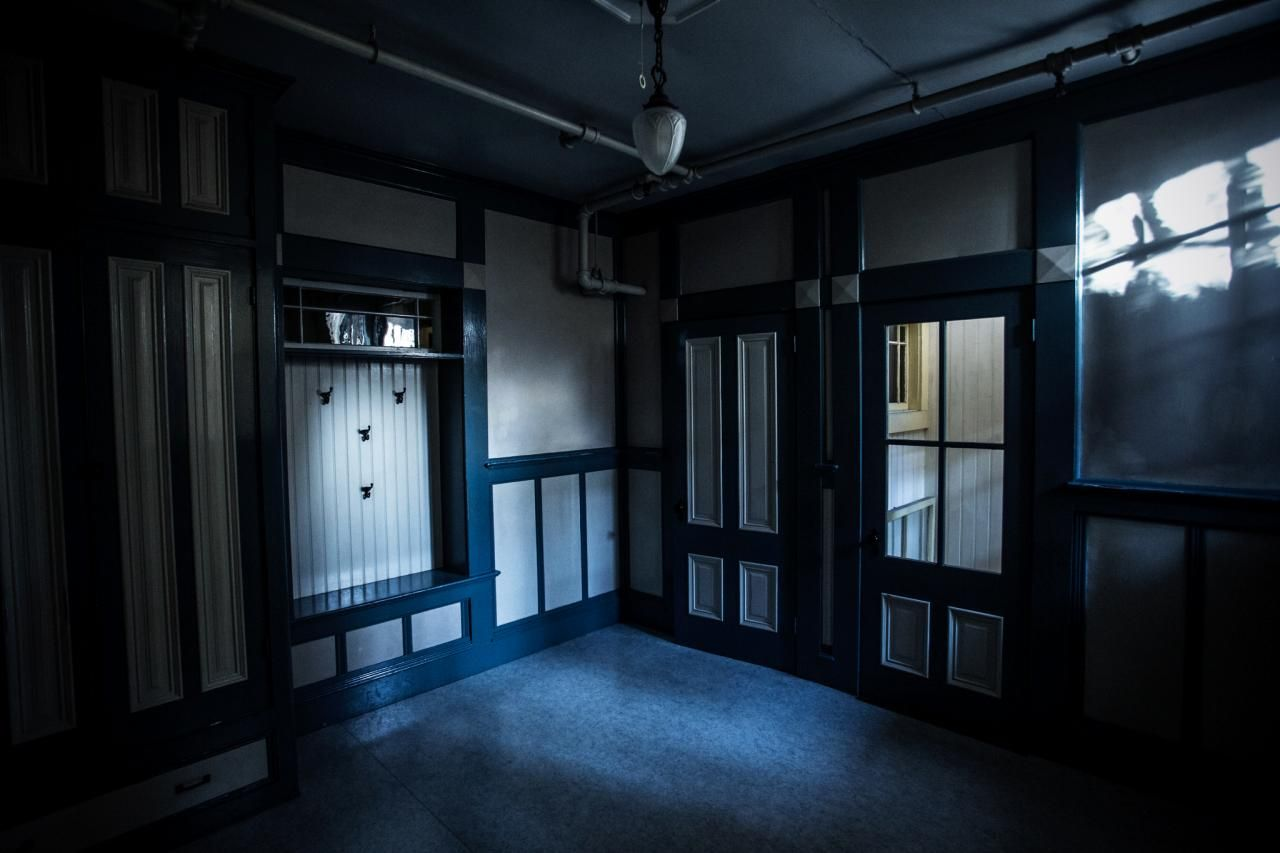 Inside the Seance Room of the Winchester Mystery House