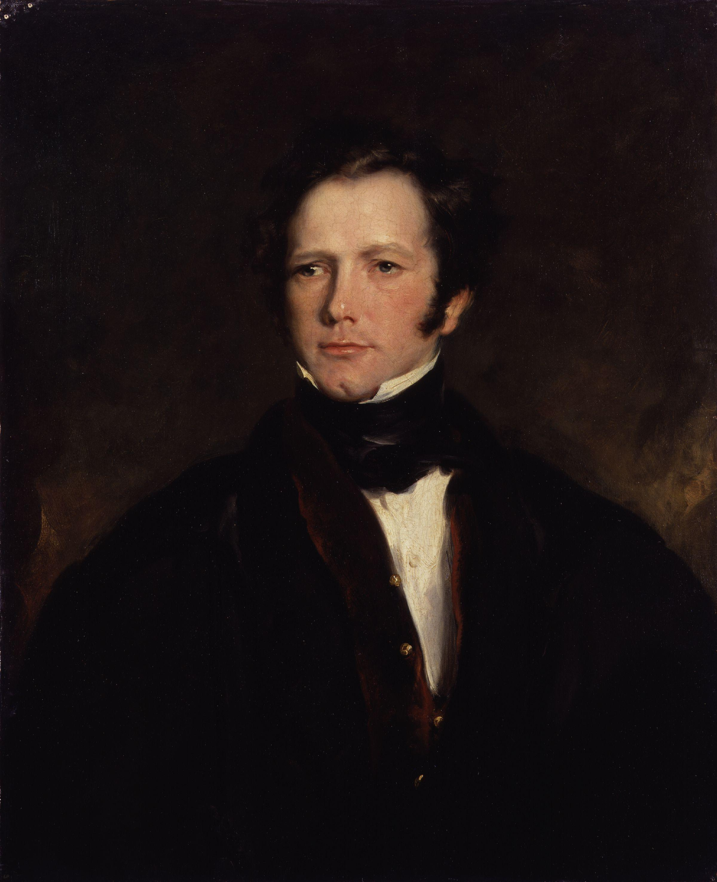 Novelist Captain Frederick Marryat