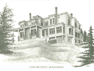 The Churchill Mansion