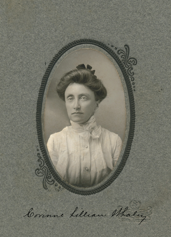 Corrine Lillian Whaley in an undated photo