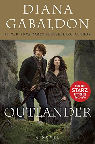 A cover photo of Diana Gabaldon's Outlander series
