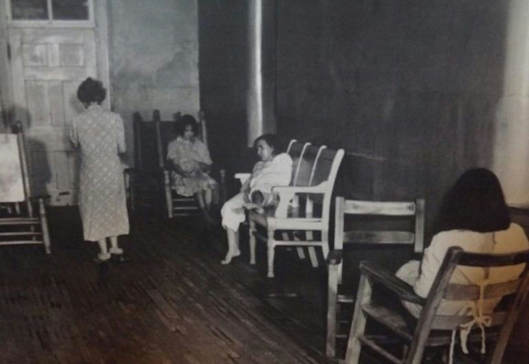 Other patients at the Trans-Allegheny Lunatic Asylum