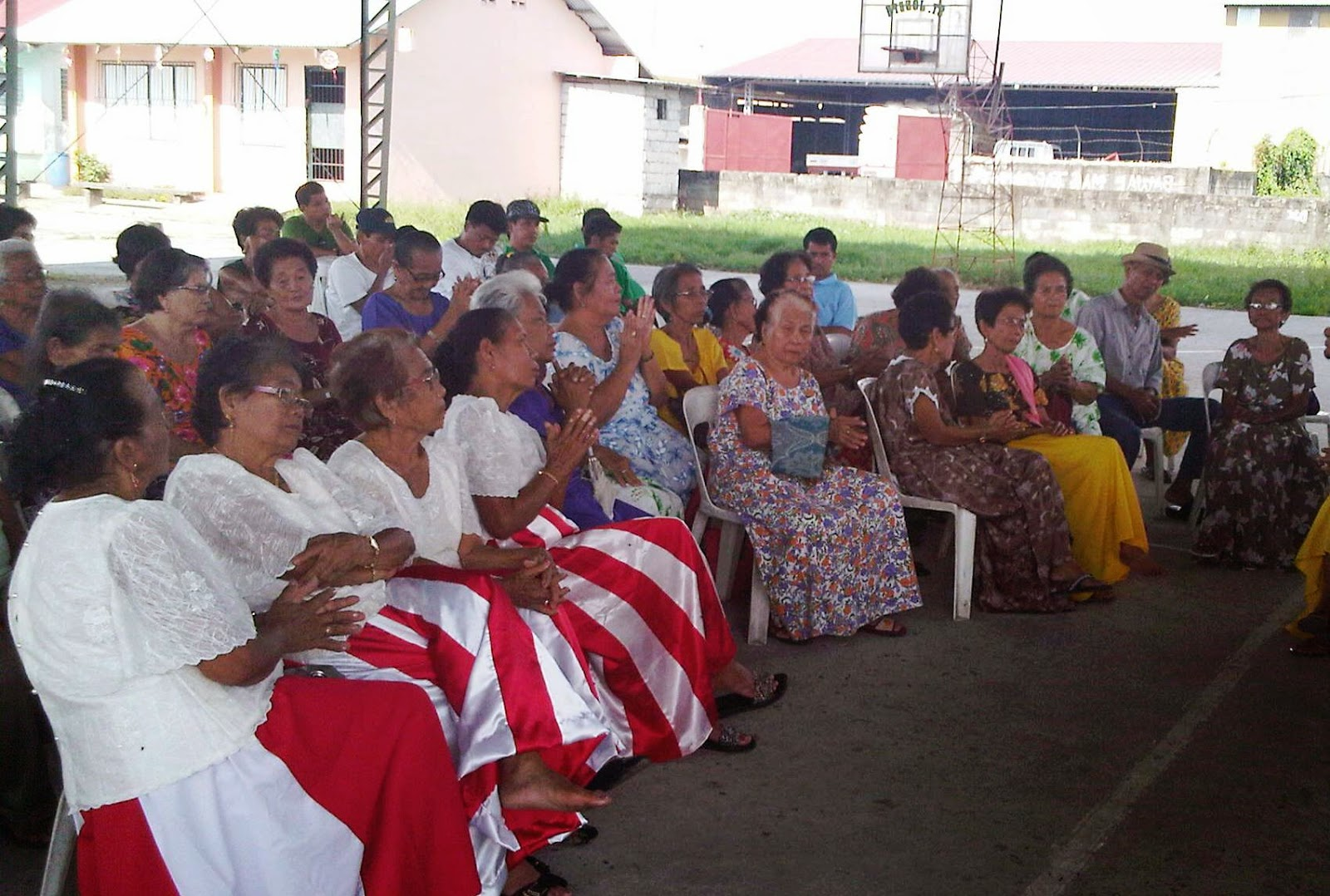 Some members of Malaya Lola