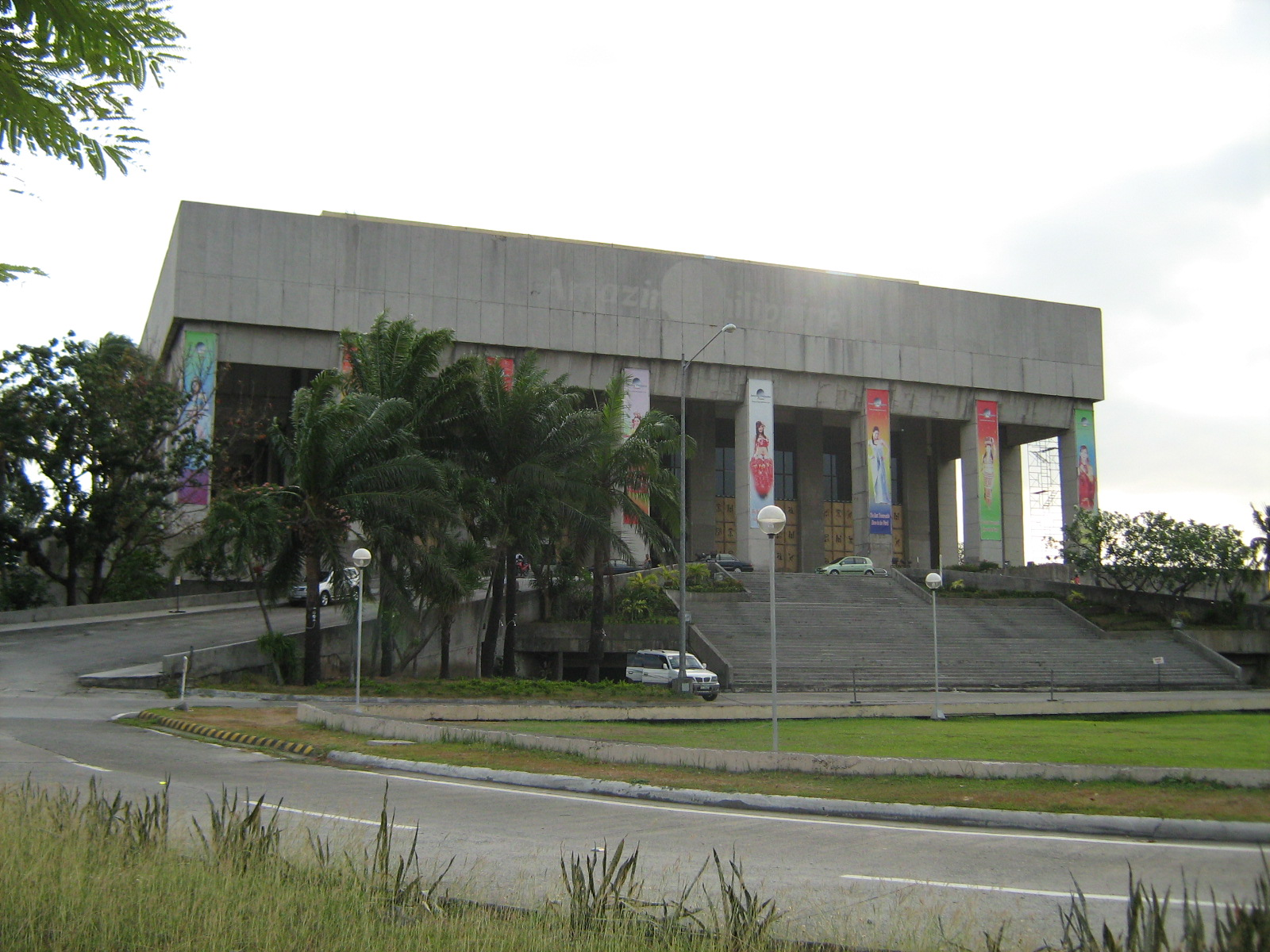 The Manila Film Center today