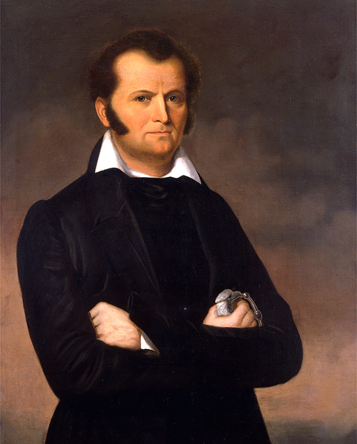 James Bowie in an undated photo