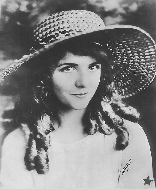 Olive Thomas in an undated photo