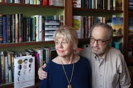 Joseph D. DeSalvo and Rosemary James, the owners of the Faulkner House Books