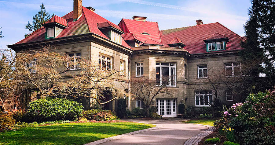 The Pittock Mansion