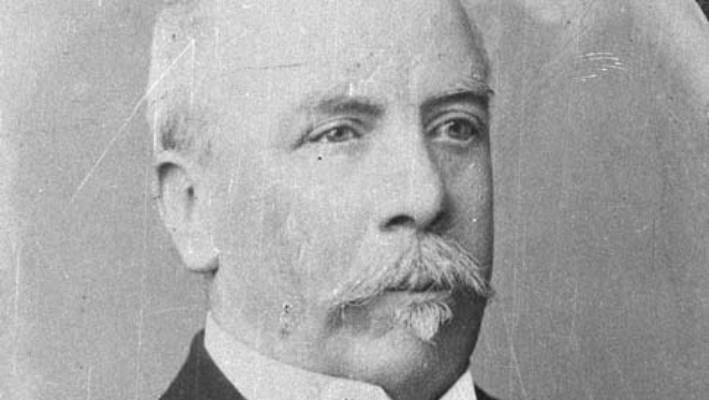William Larnach in an undated photo
