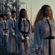 A screenshot showing the scene from Beyonce's 'Love Drought' mimicking the events at the Igbo Landing