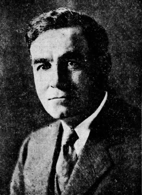 An undated photo of former Governor Fred Balzar