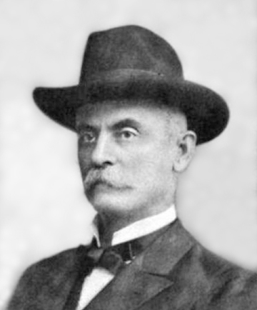 Governor John Sparks in an undated photo
