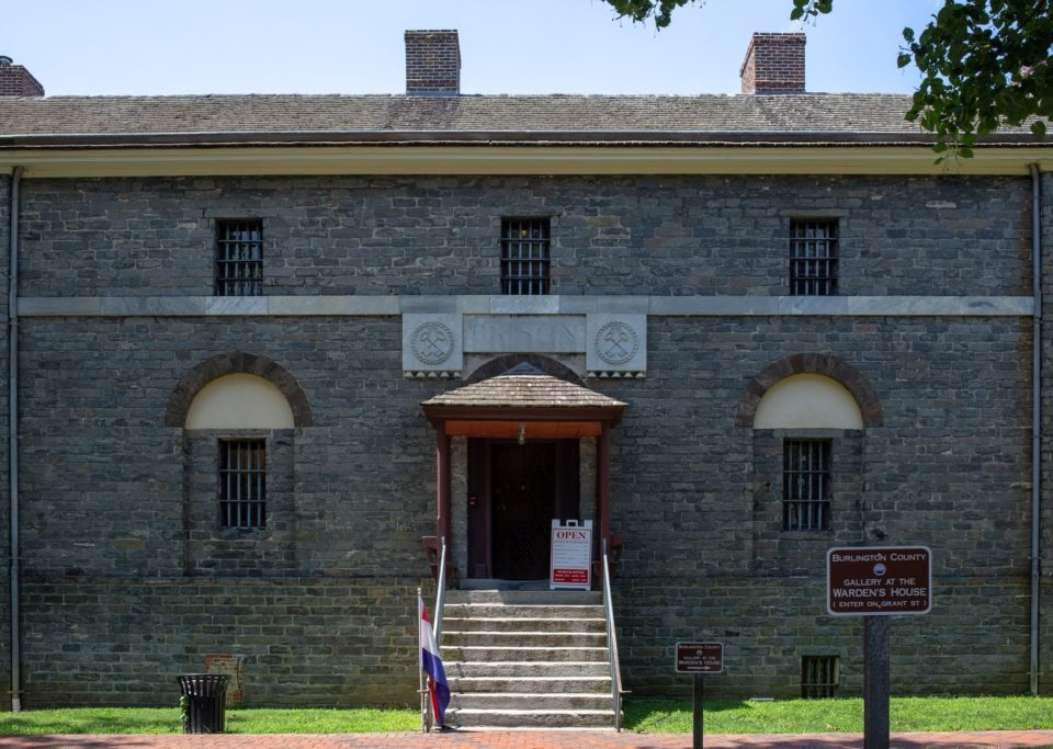 Burlington Country Prison today