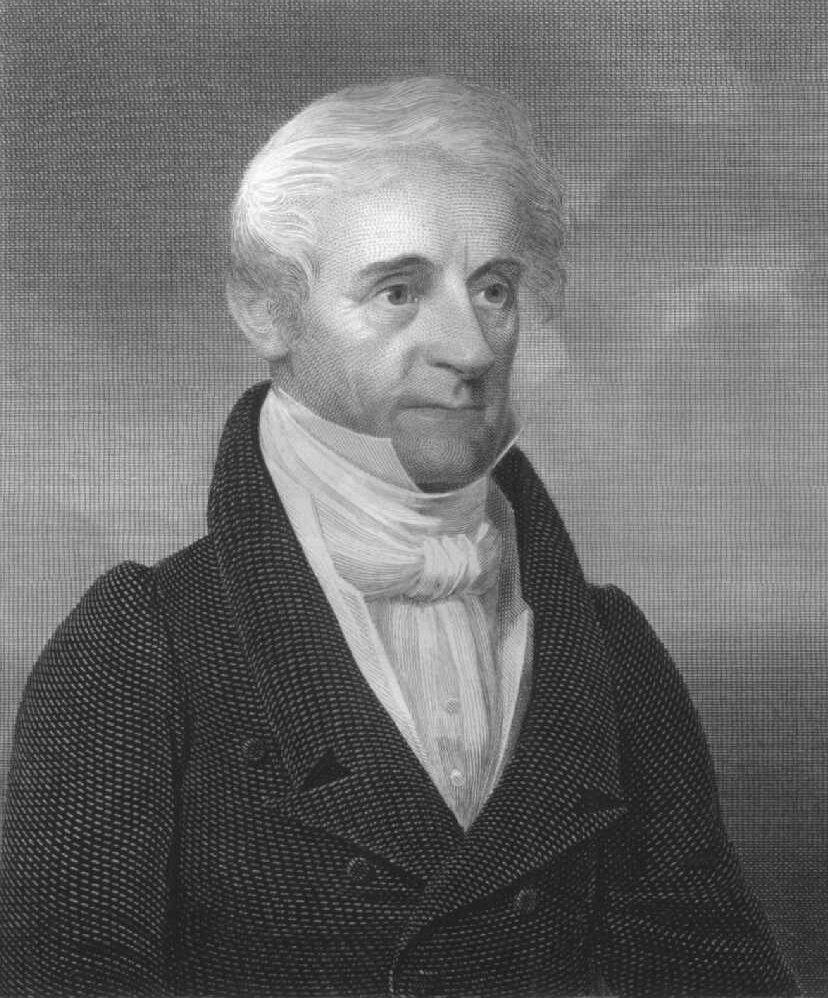 Solomon van Rensselaer in an undated photo