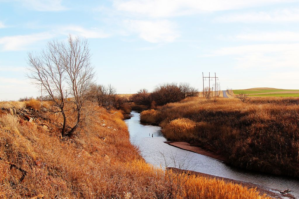 Deer Creek near Dead Woman's Crossing
