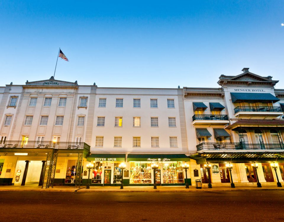 The Menger Hotel today
